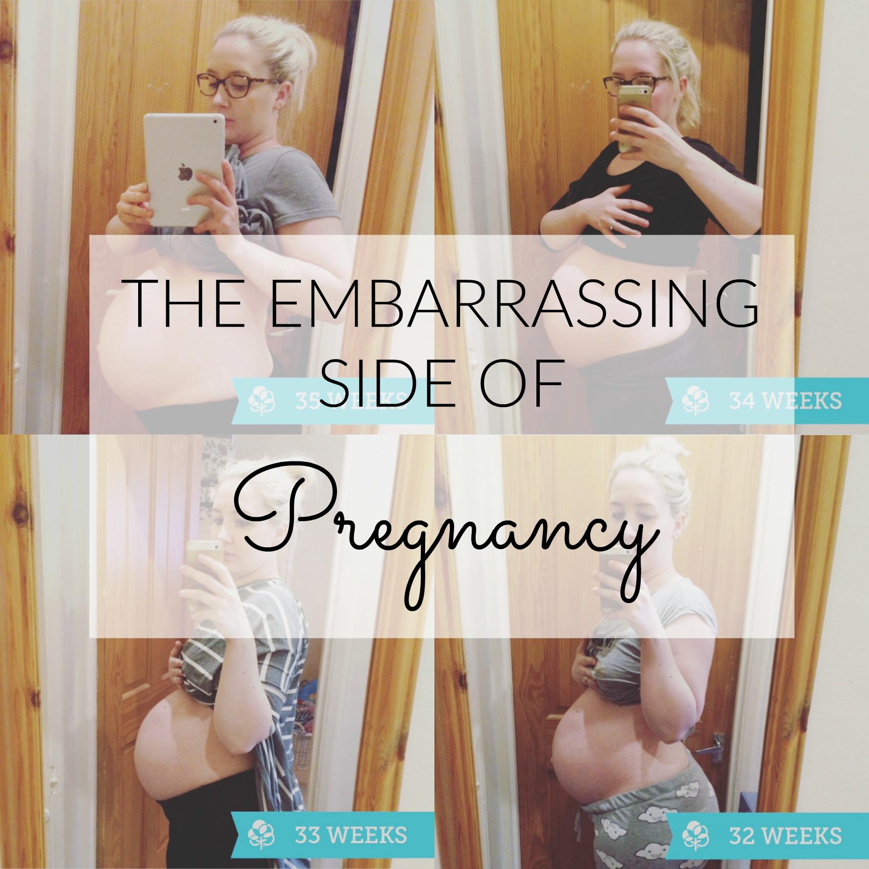 embarrasing pregnancy title