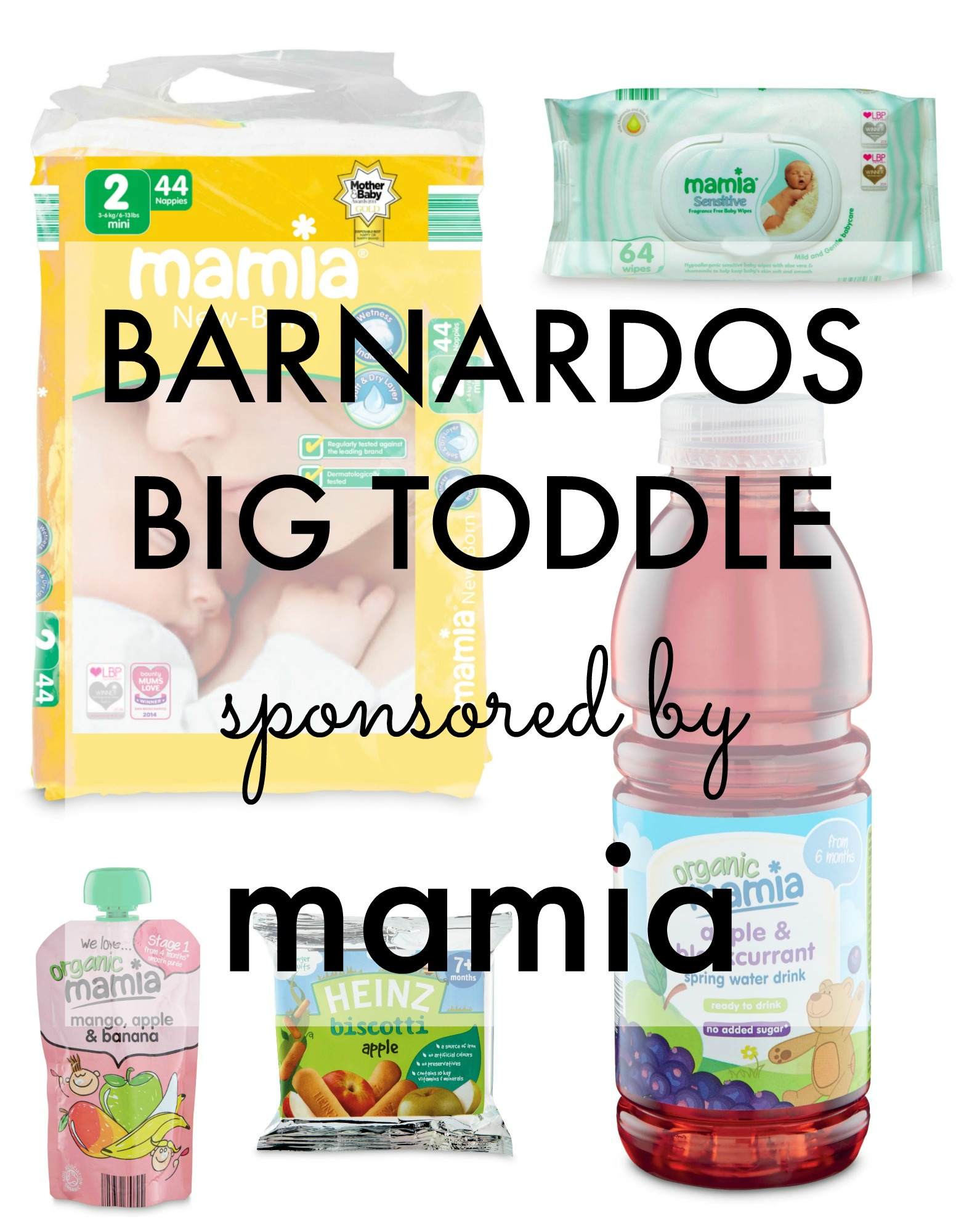 barnardos big toddle pin
