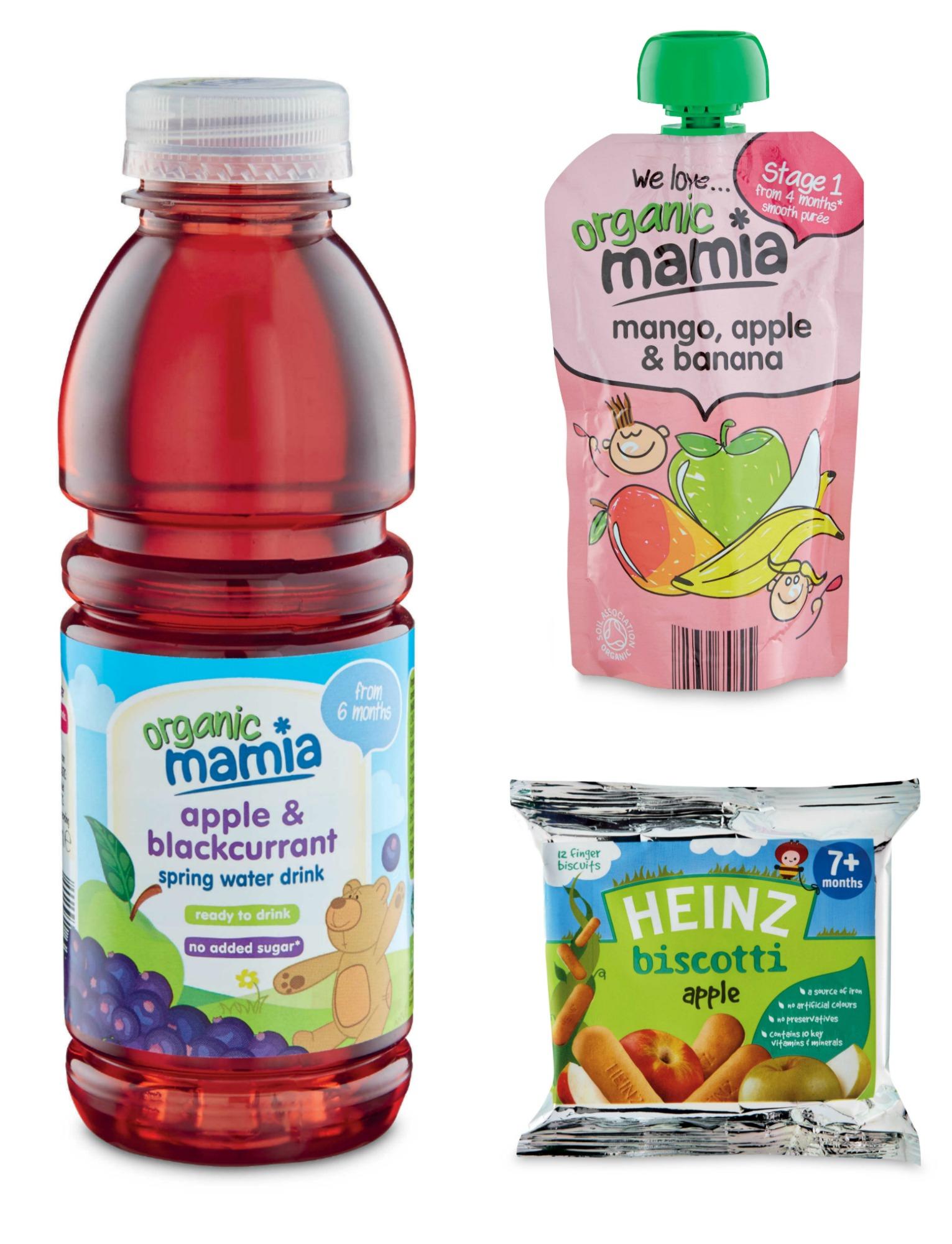 mamia big toddle snacks