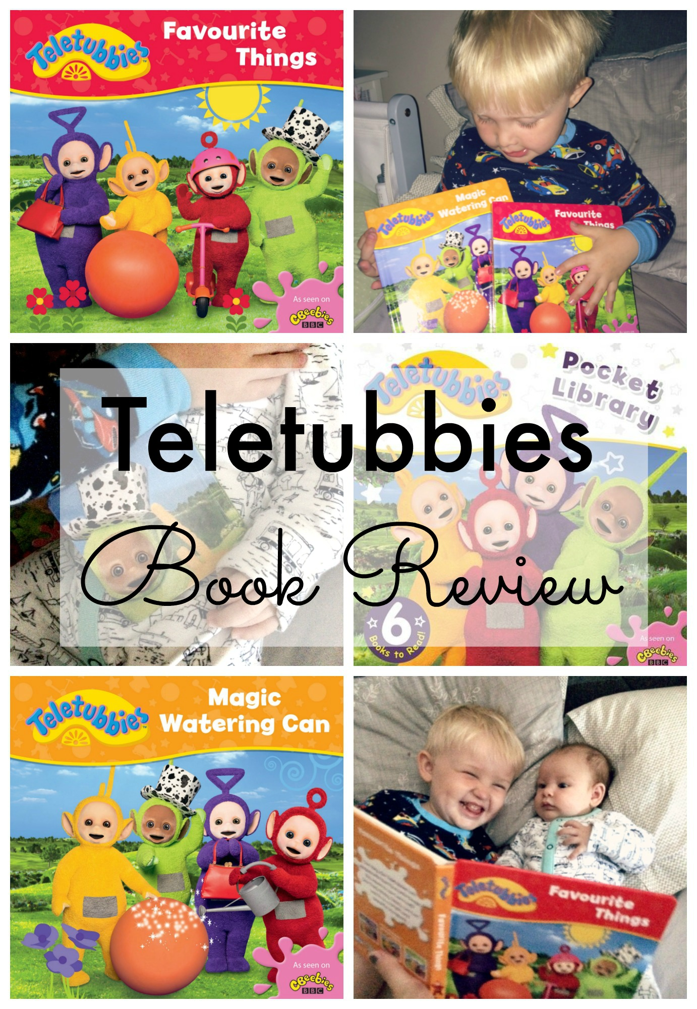 teletubbies book review pin