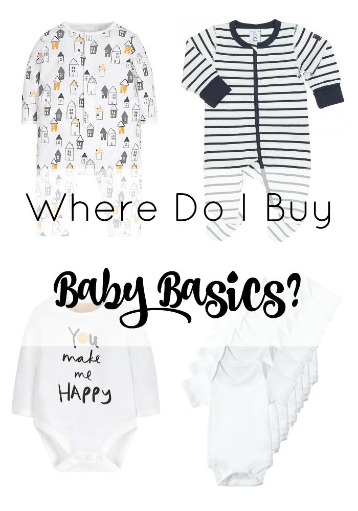 baby basics pin