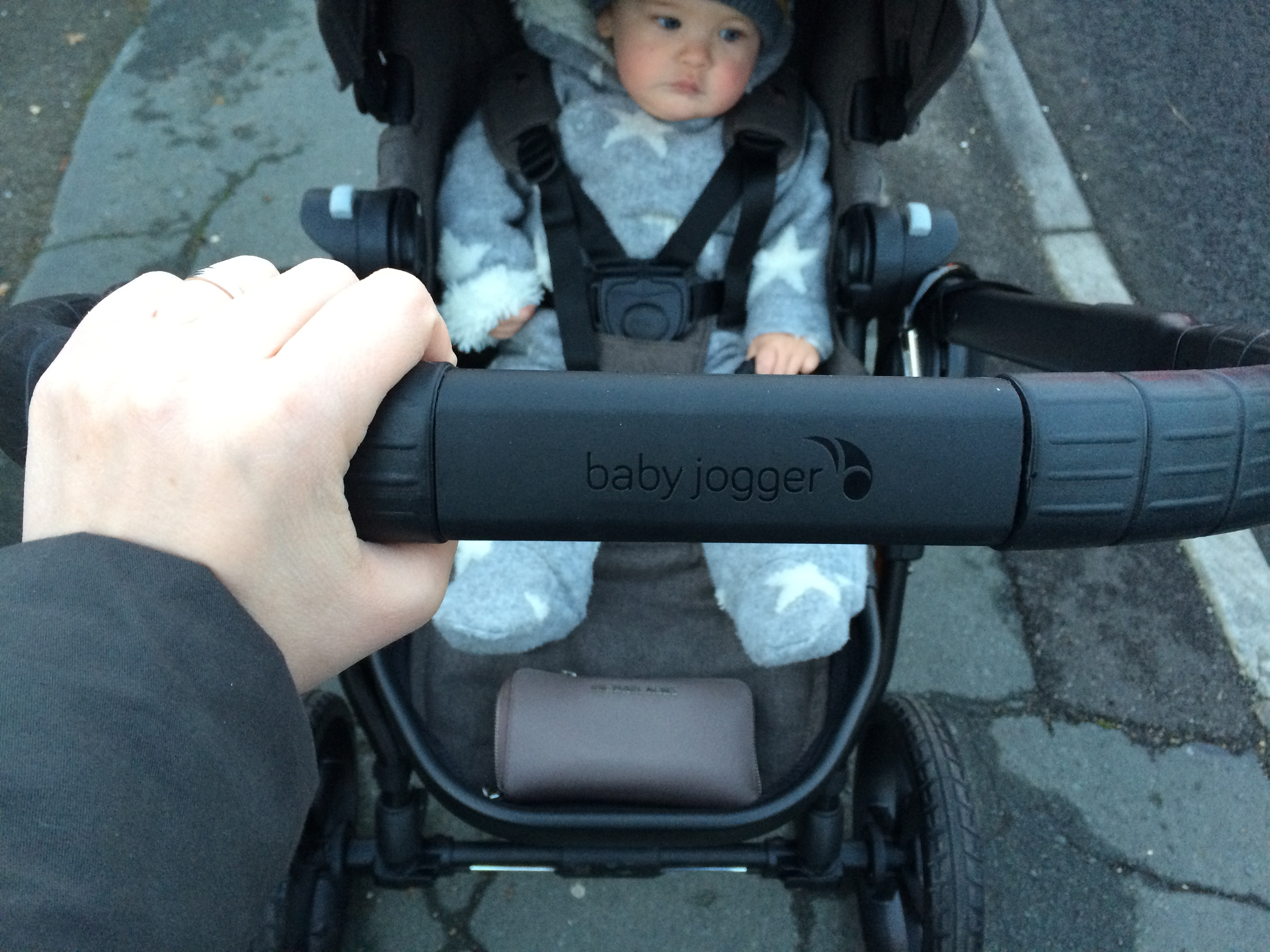 baby jogger city premier handle
