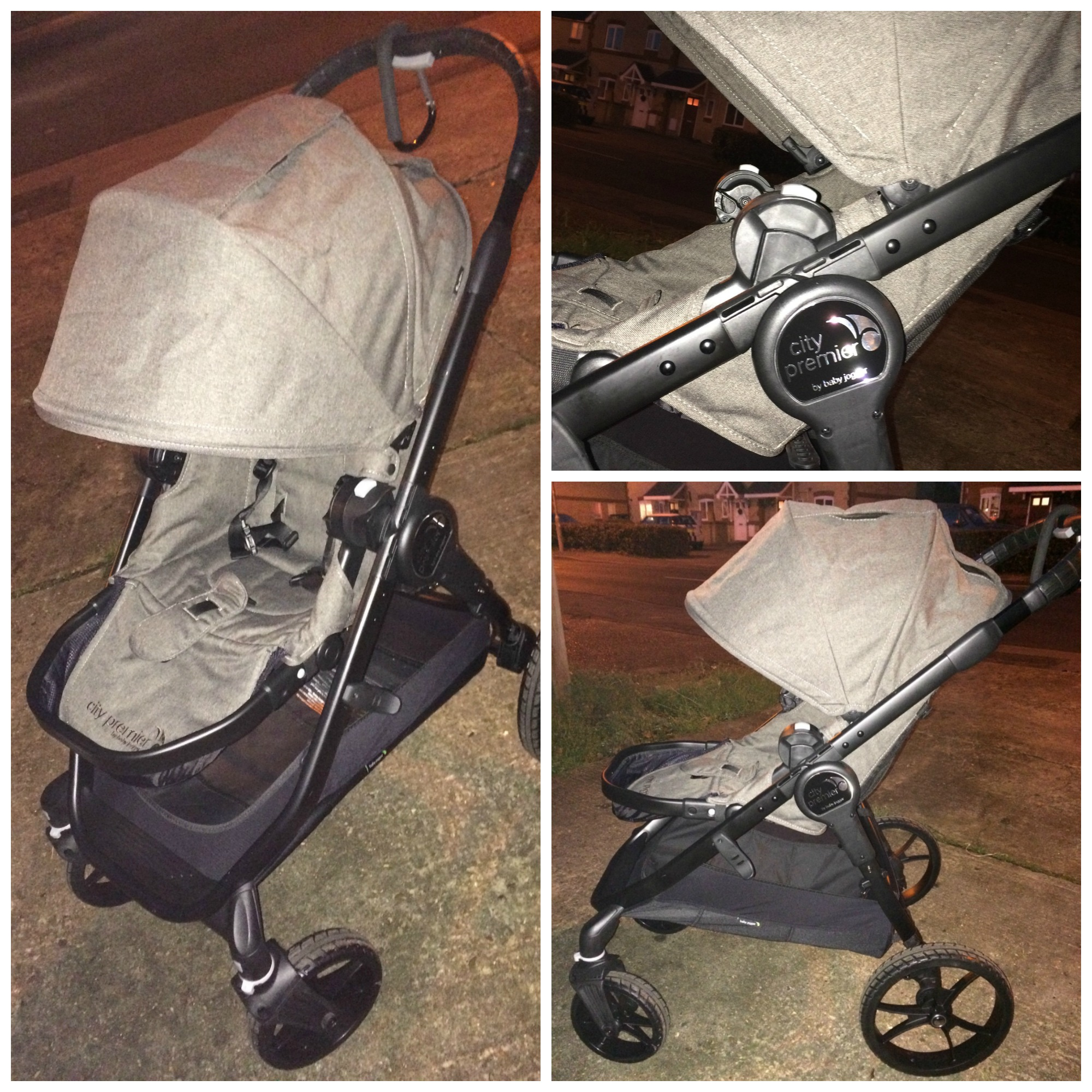 Baby Jogger City Premier Review Lamb Amp Bear