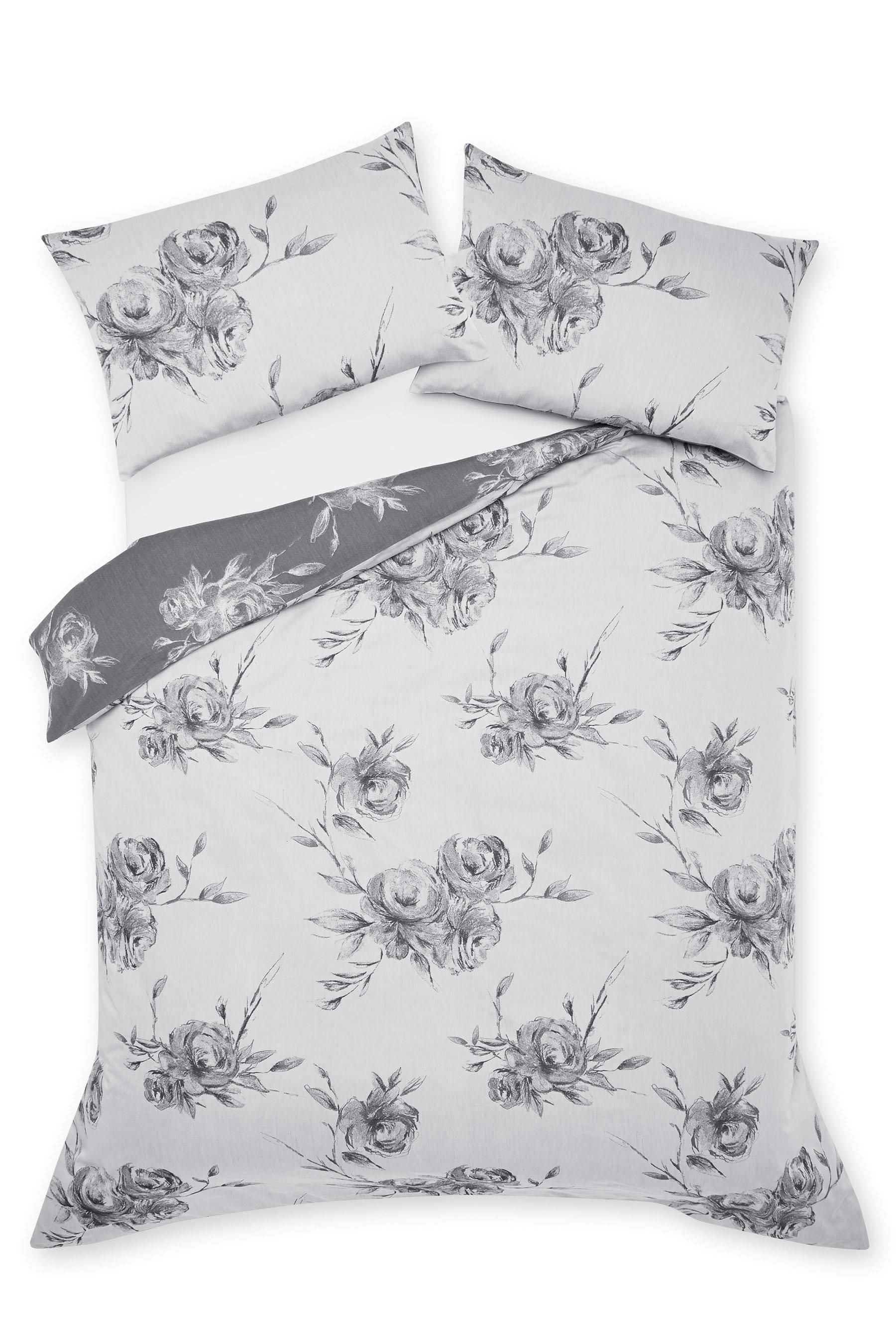 home improvements floral bedding