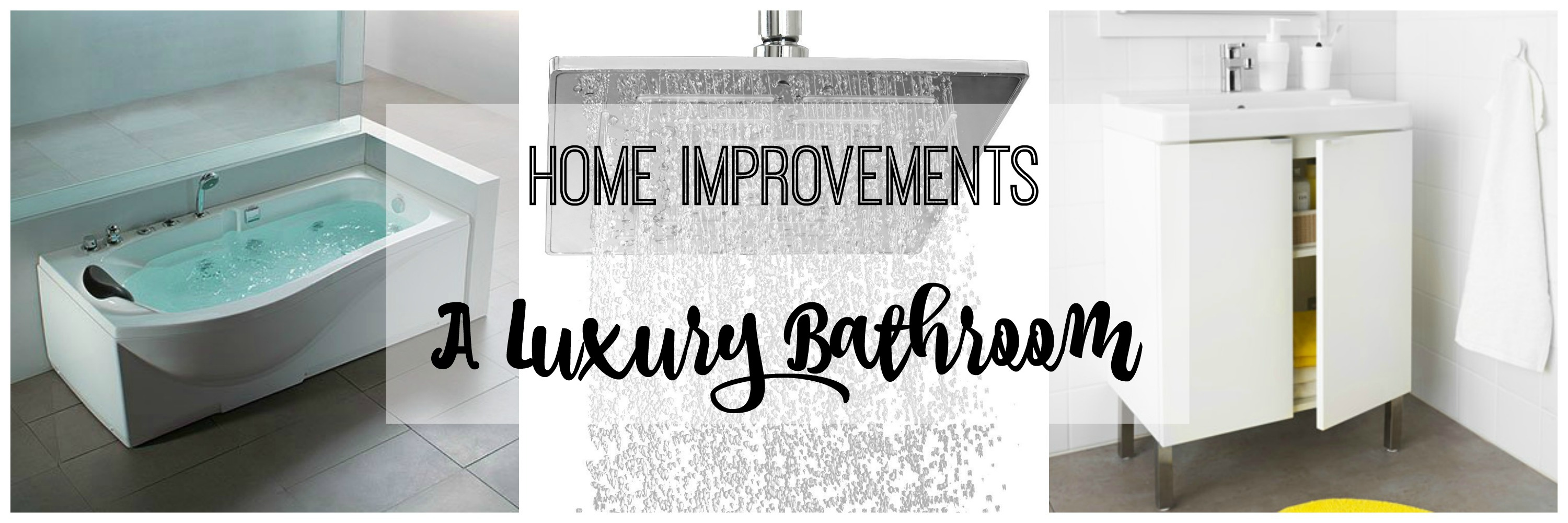 home improvements bathroom title