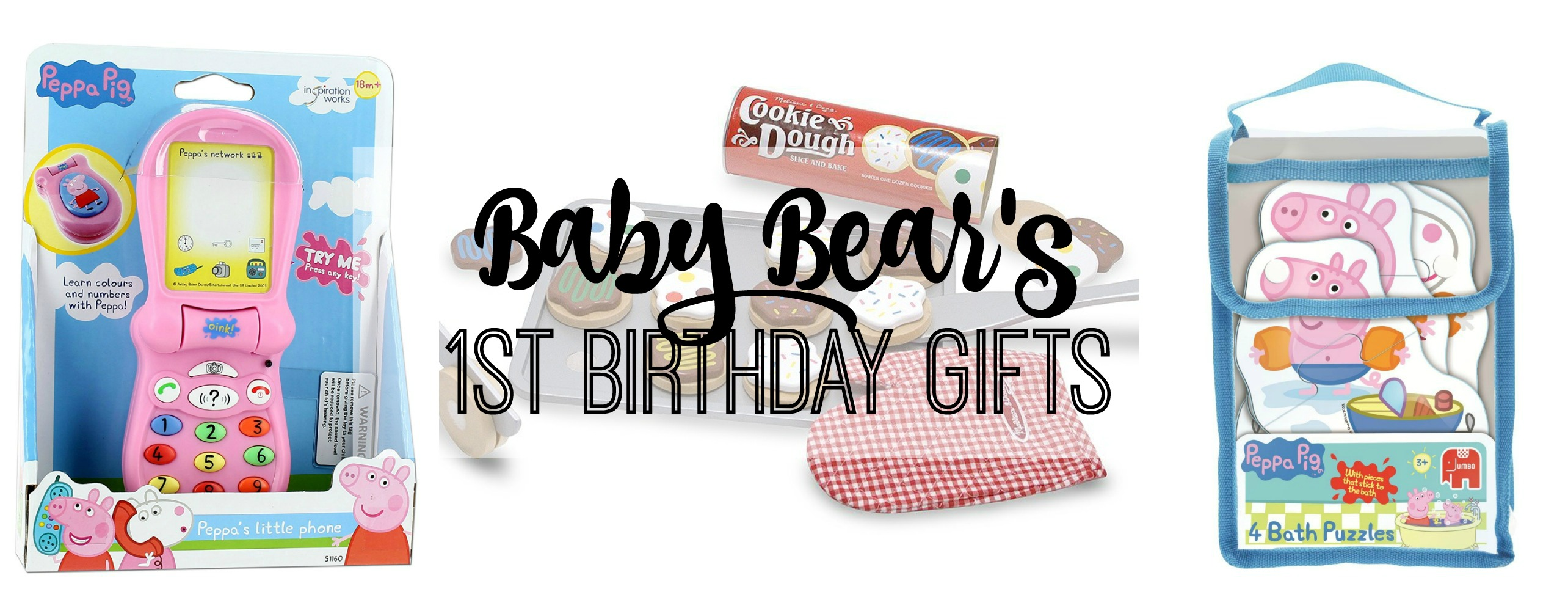 1st birthday gifts title