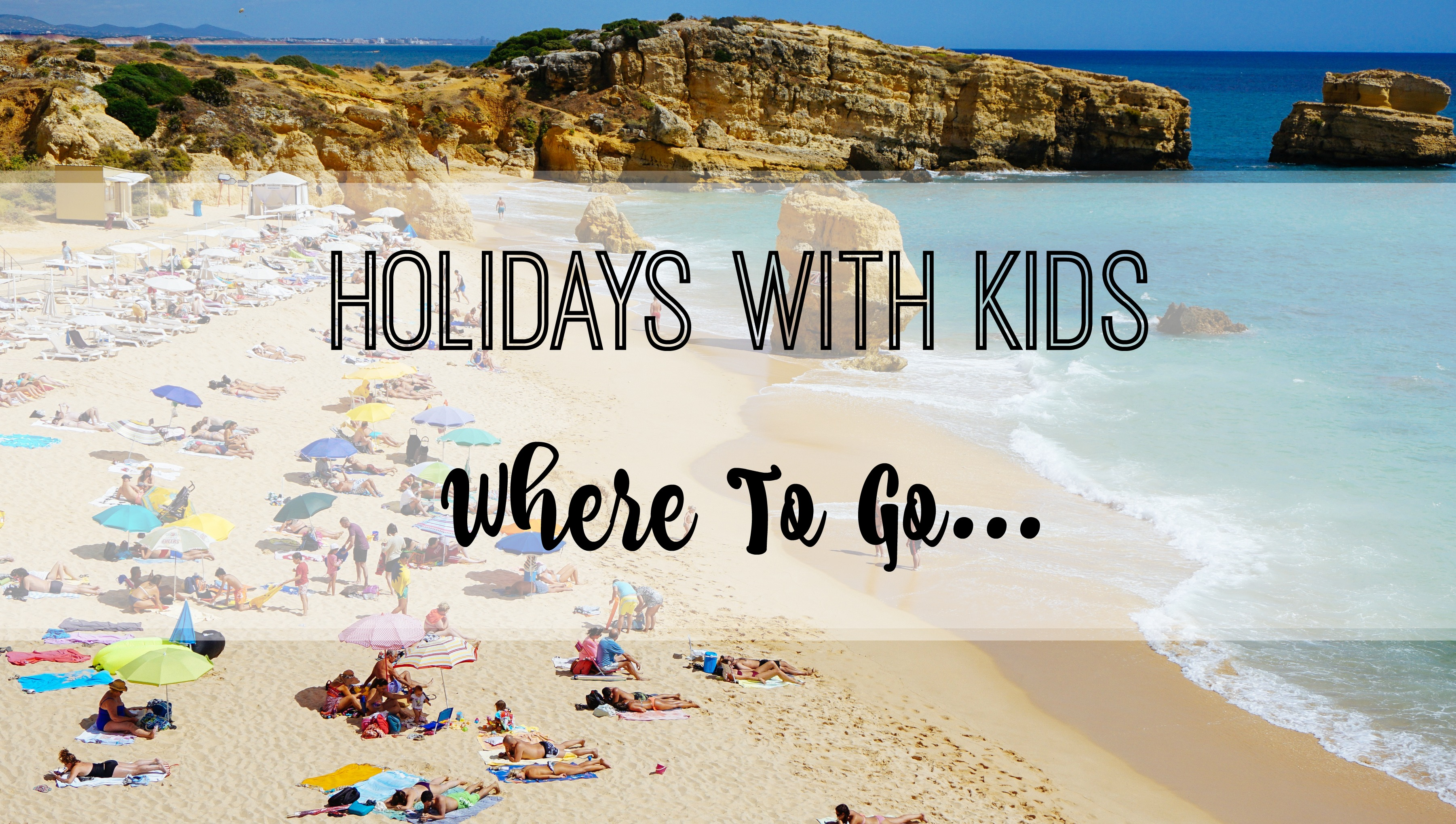 holidays with kids title