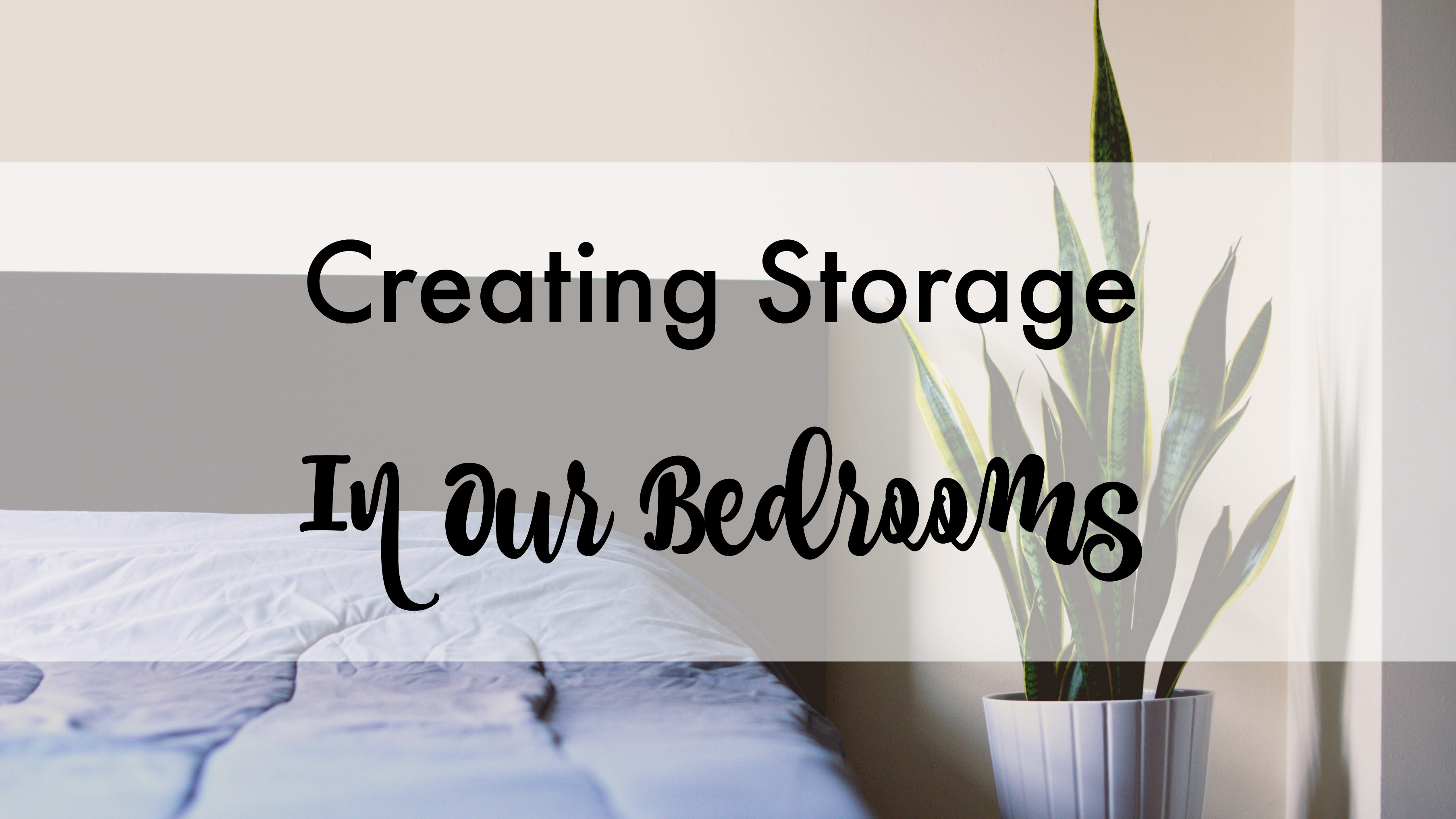creating storage title