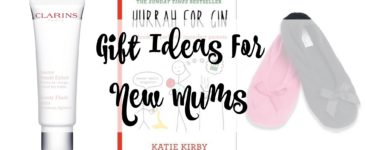 Gift Ideas For New Mums