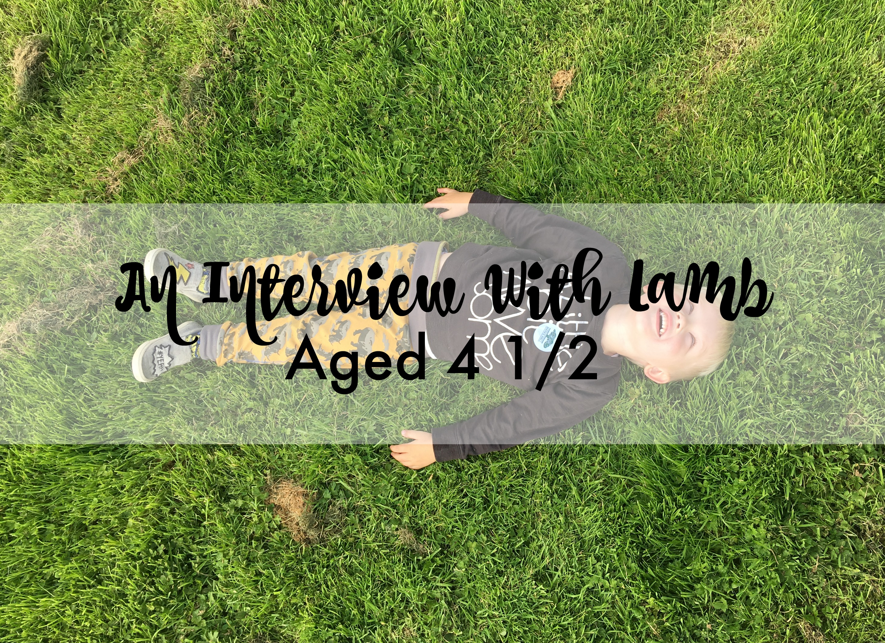 interview with lamb title