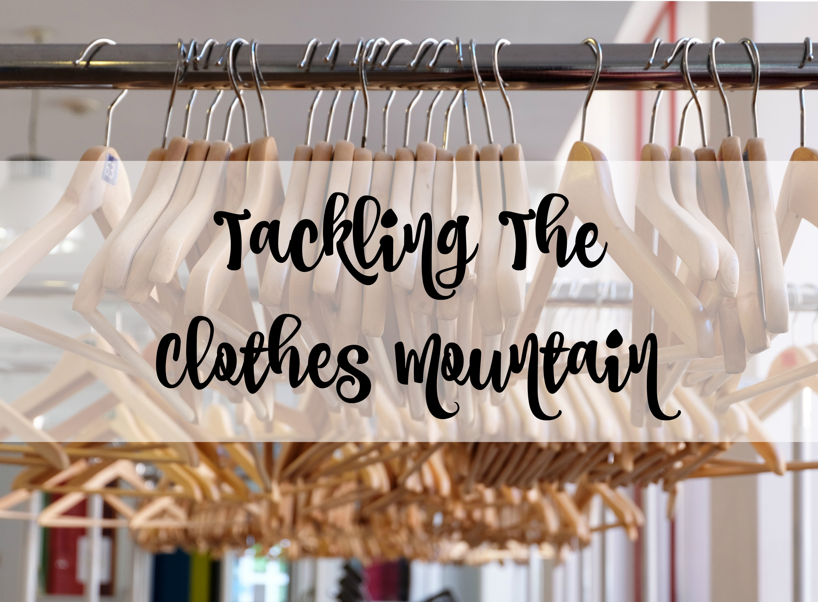 tackling the clothes mountain title
