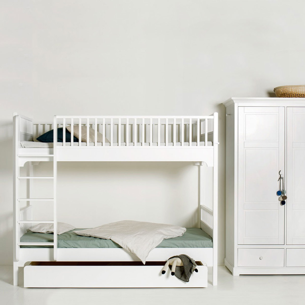 redesigning the boys bedroom - bunk bed