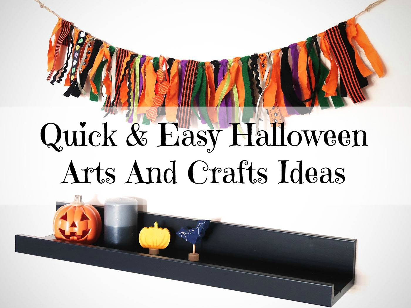 DIY-Halloween-Garland arts and crafts title