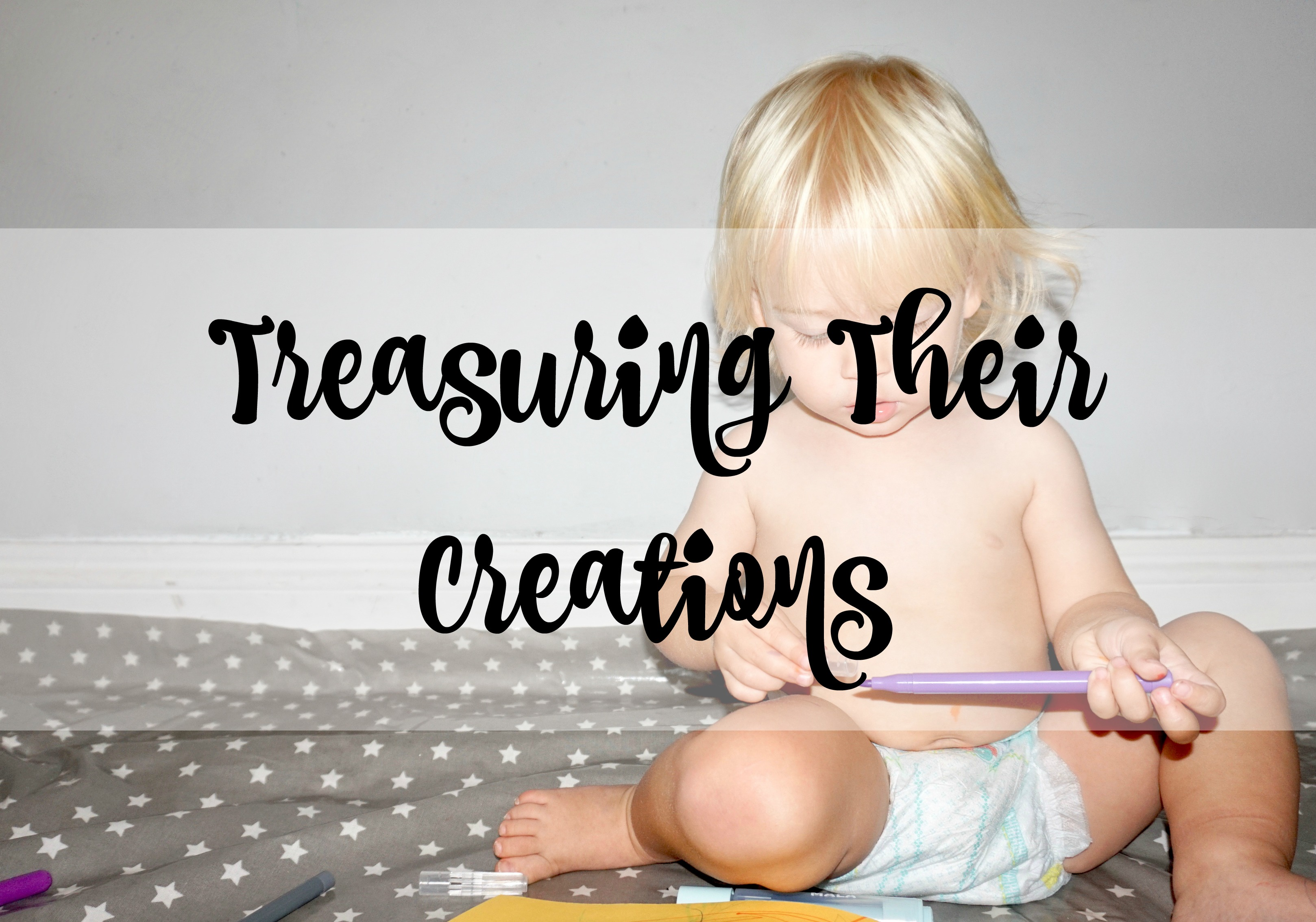 treasuring their creations title