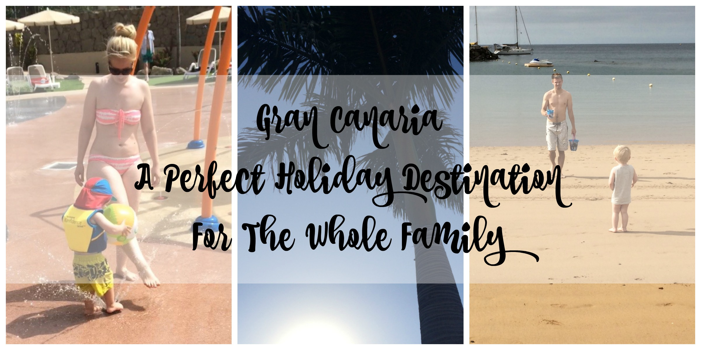 gran canaria family holiday title
