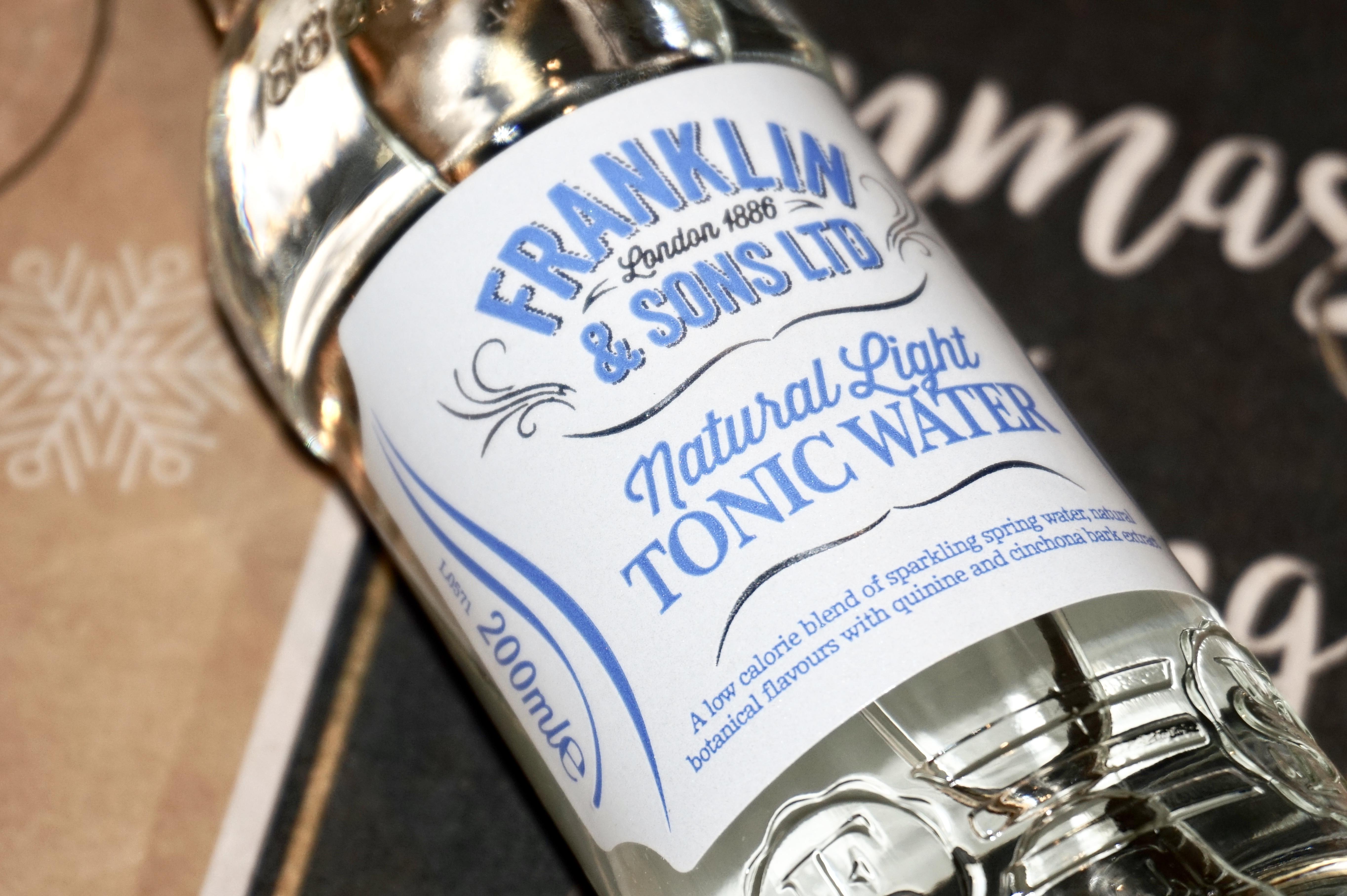 gin advent calendar Franklin