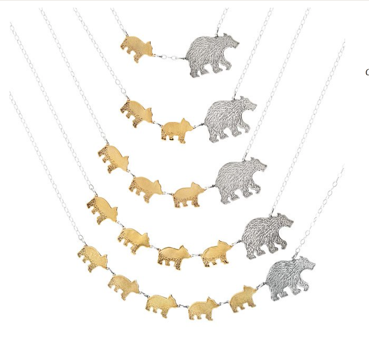 uncommon goods necklace christmas gifts