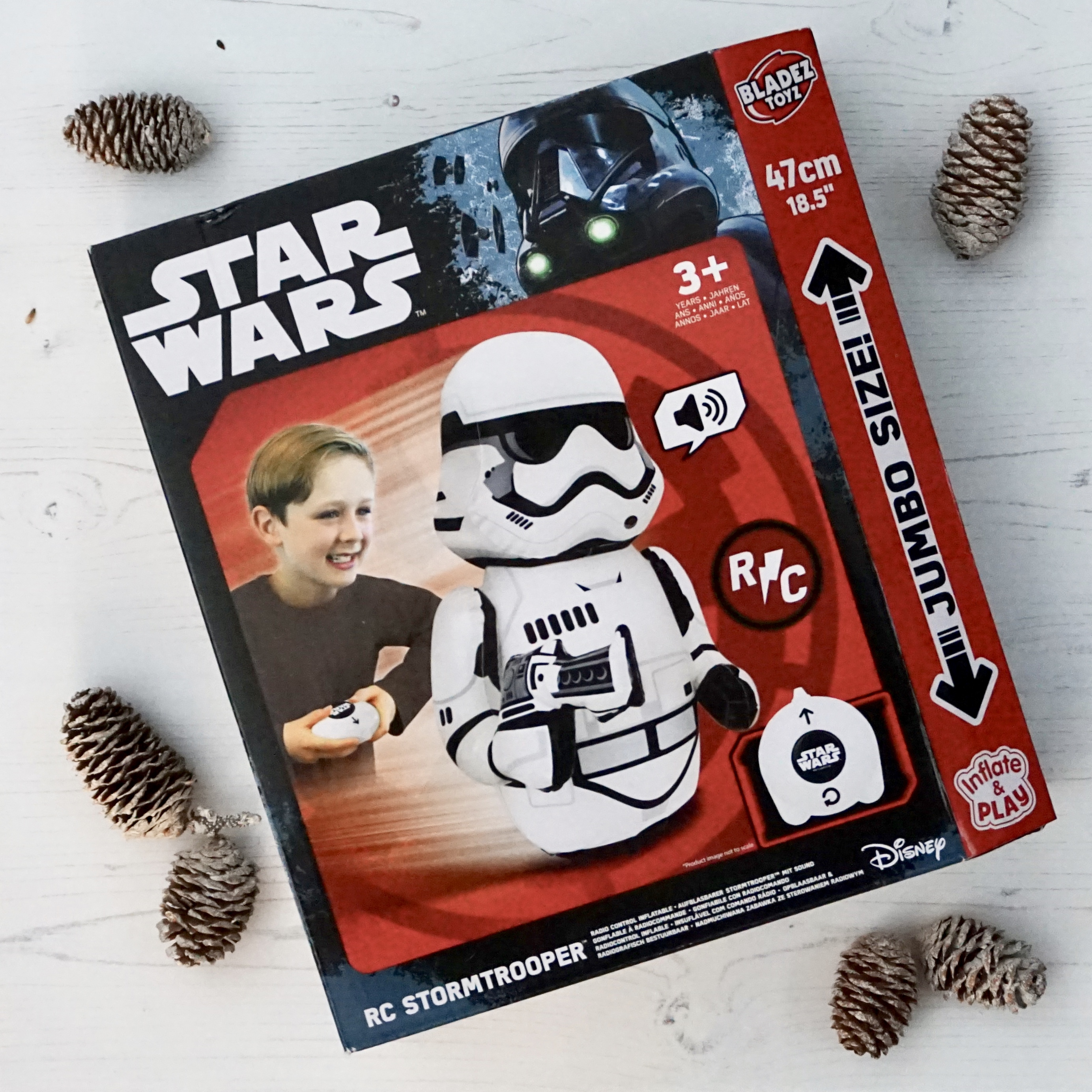 Christmas gifts Star Wars rc