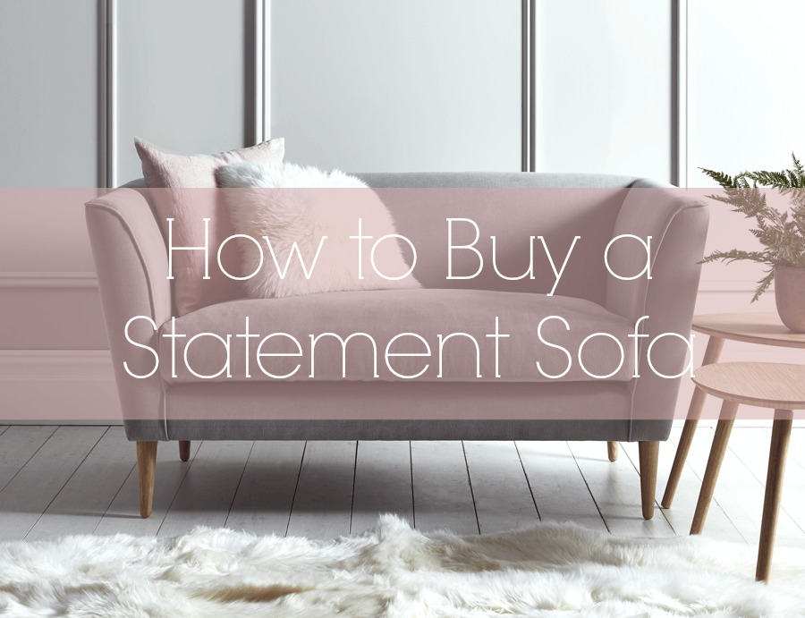 statement sofa title