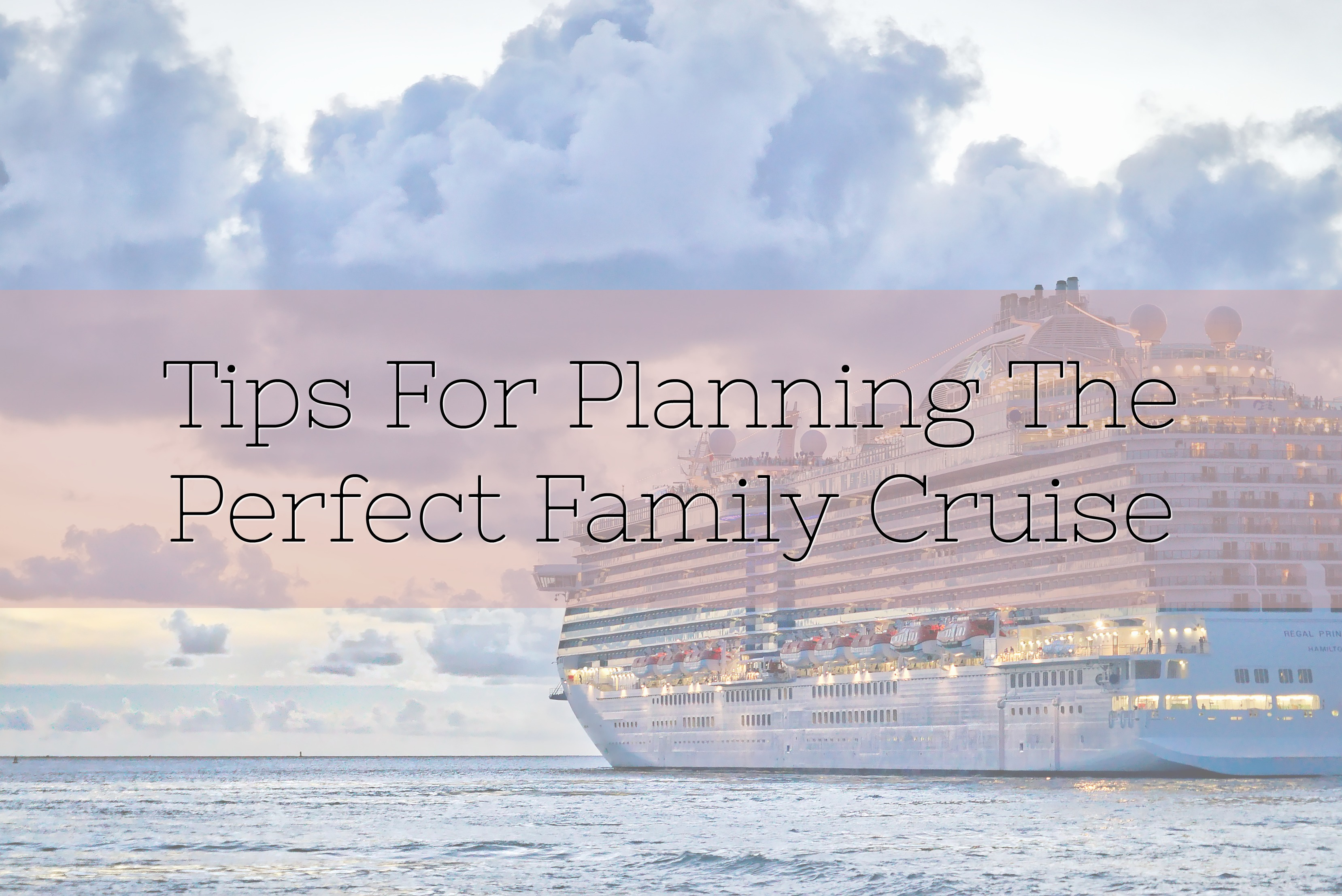 family cruise title