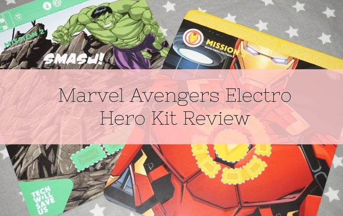 Marvel Avengers Electro Hero Kit Review
