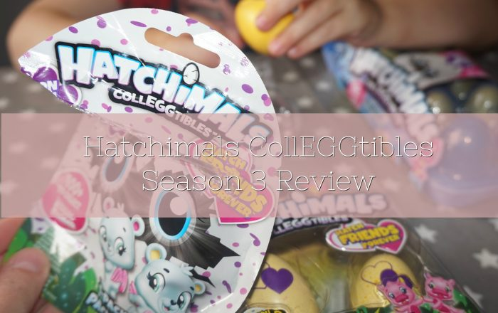 'Hatch Friends Forever' – Hatchimals CollEGGtibles Season 3 Review