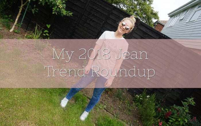 My 2018 Jean Trend Roundup