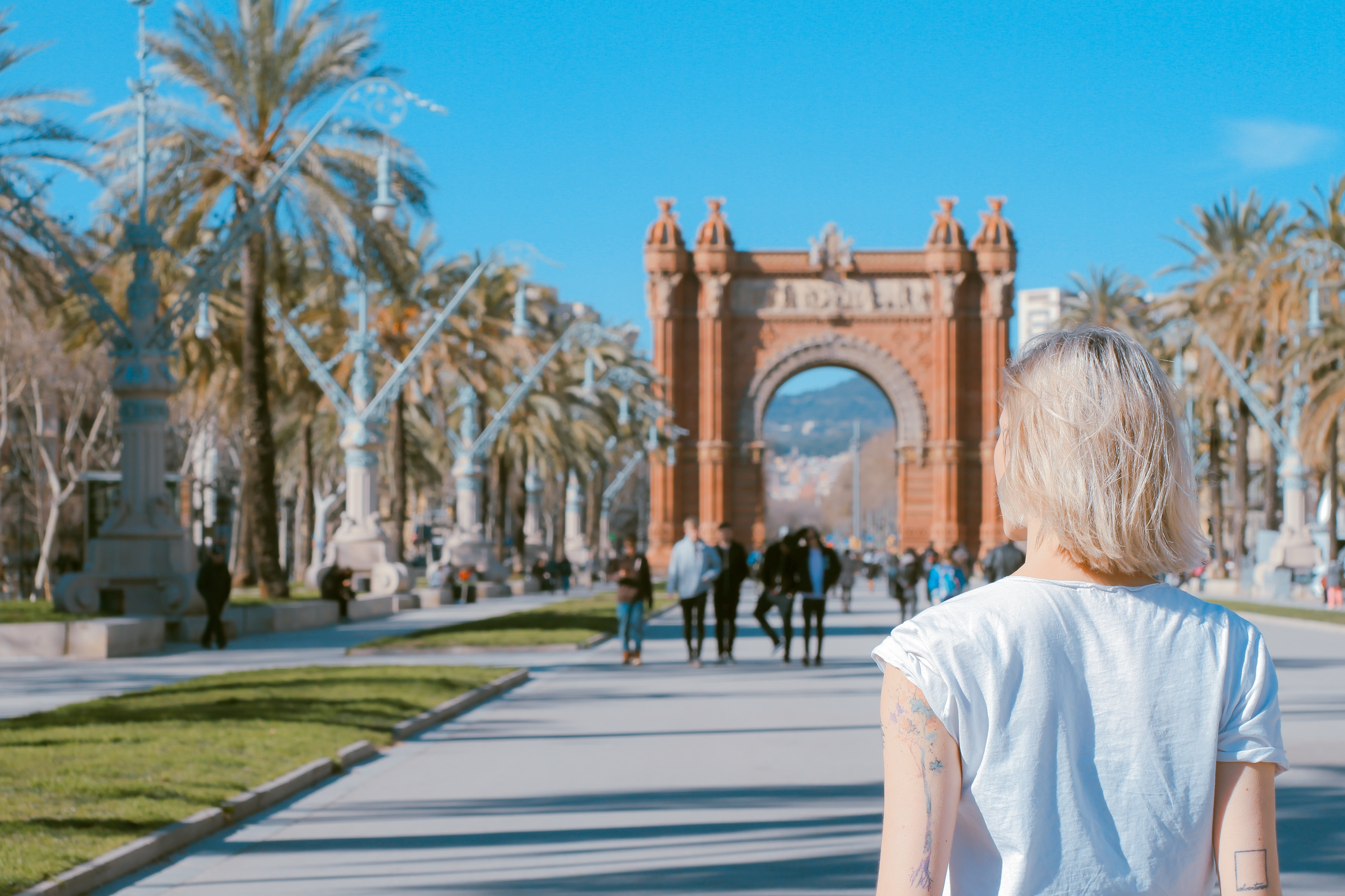 Planning A Holiday To Barcelona with Kids title