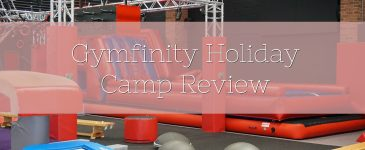 Gymfinity Holiday Camp Review