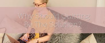 WAHM Problems – Why Should Quitting Be The Solution?