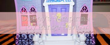Disney's Vampirina Toy Range Review