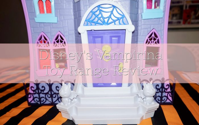 Disney's Vampirina Toy Range Review