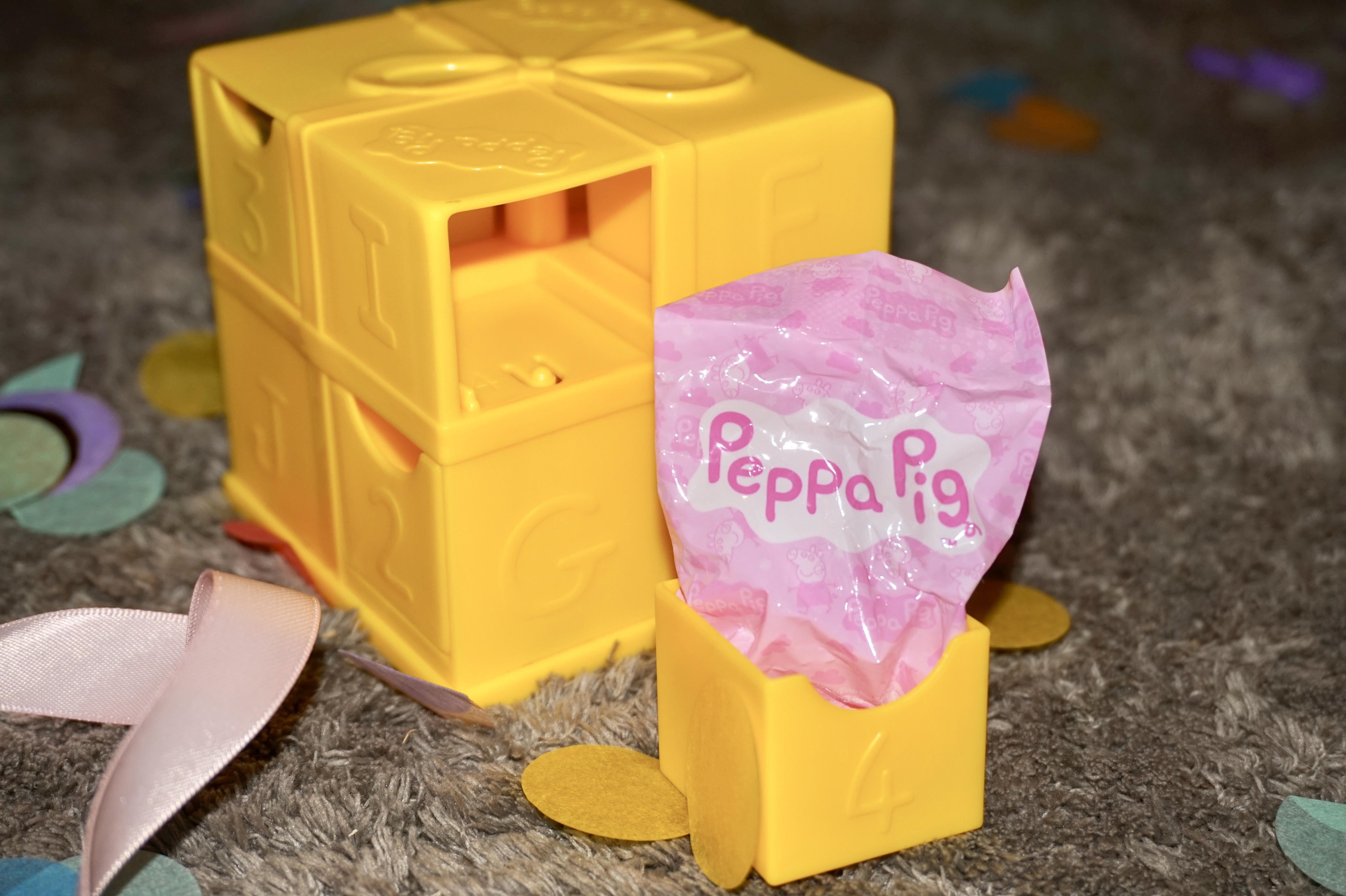 Peppa Secret Surprise Review
