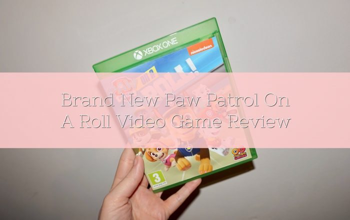 Brand New 'Paw Patrol: On A Roll' Video Game Review