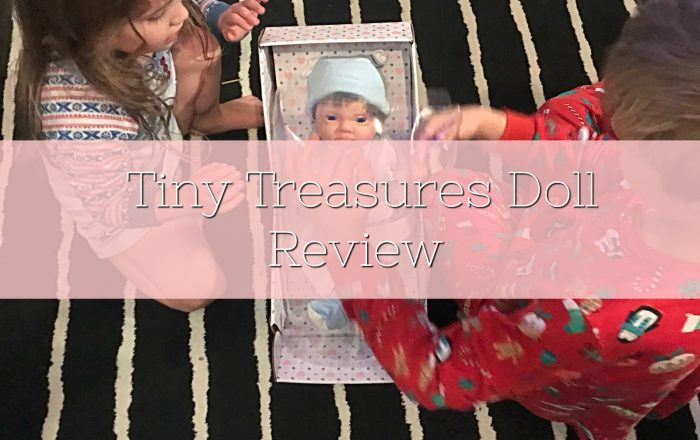 Chad Valley Tiny Treasures Doll Review