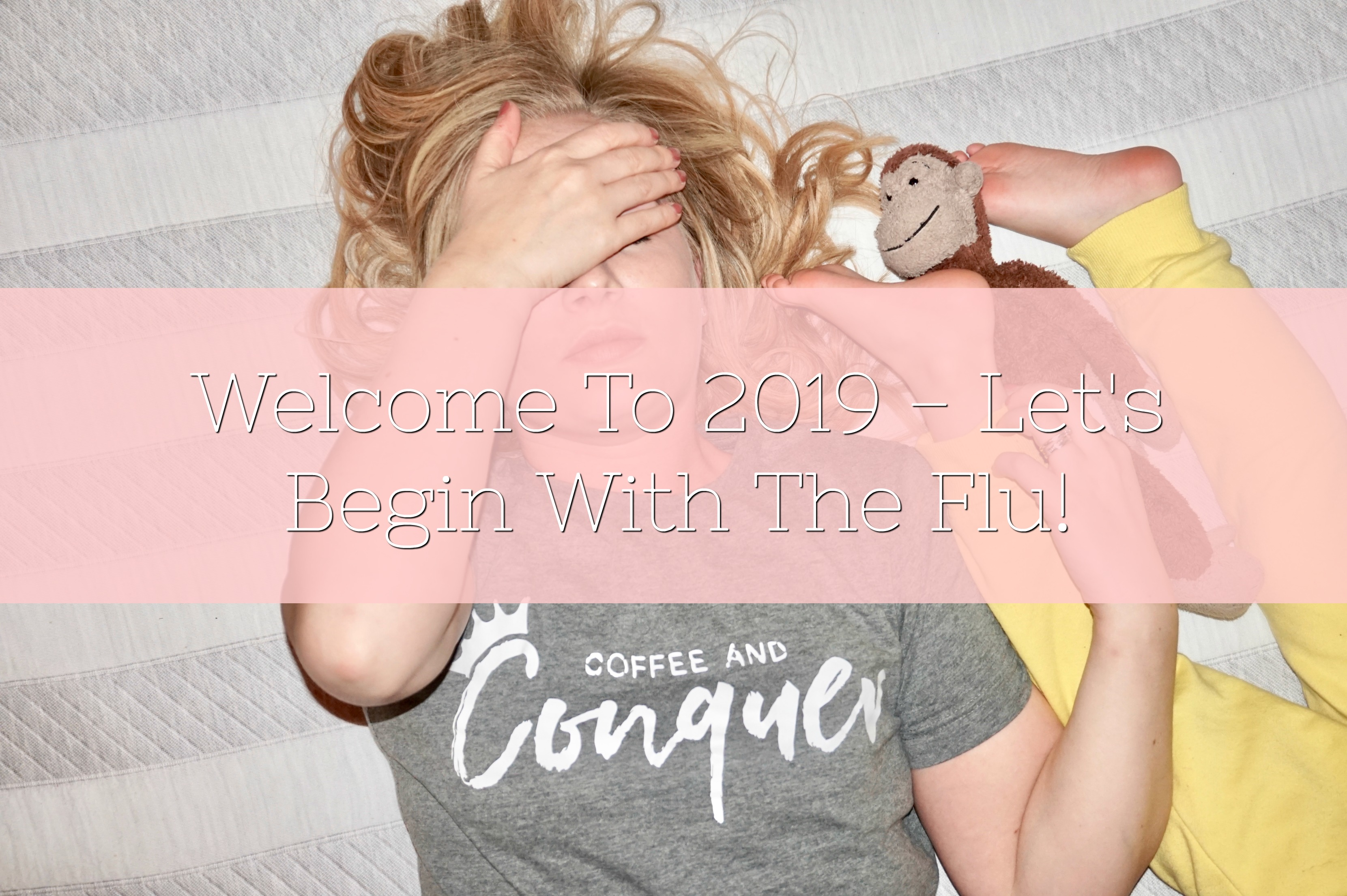 Welcome To 2019 - Let's Begin With The Flu!