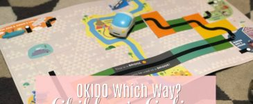 OKIDO Which Way? Coding Game for Kids // REVIEW