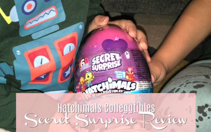 Hatchimals Colleggtibles Secret Surprise Review