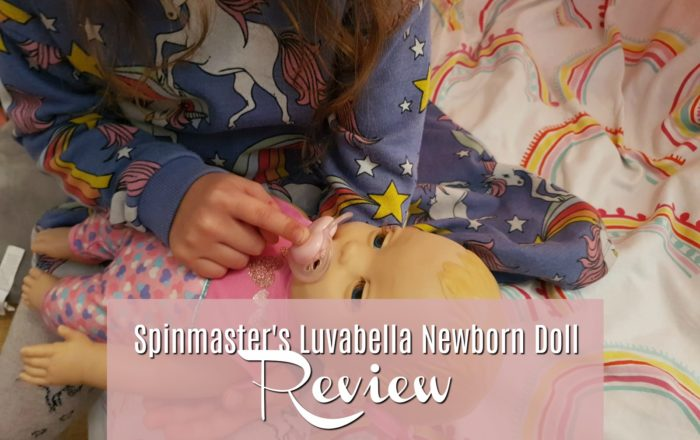 Spinmaster's Luvabella Newborn Doll Review