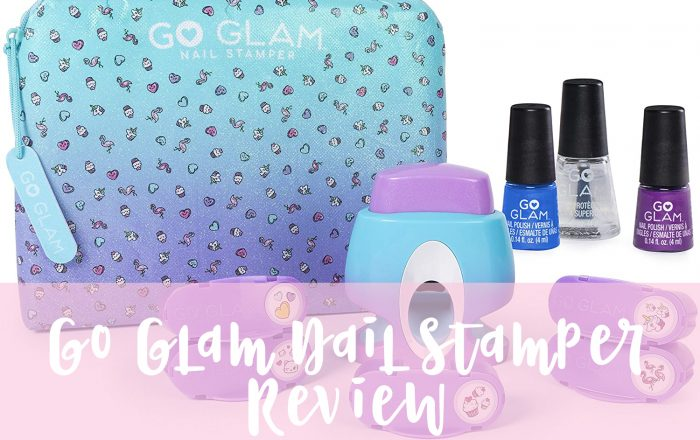 Go Glam Nail Stamper Review