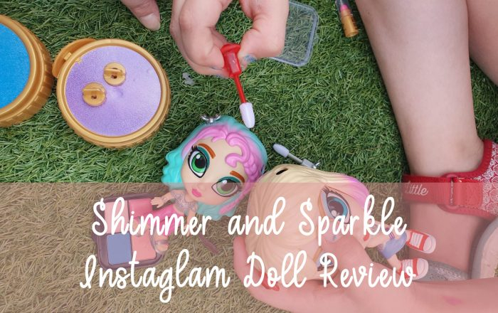 Shimmer and Sparkle Instaglam Doll Review
