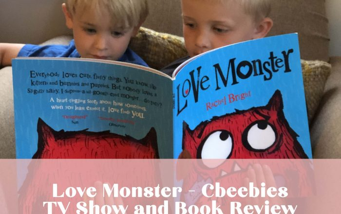 Love Monster – Cbeebies TV Show and Book Review