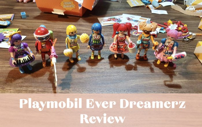 Playmobil #EverDreamerz Series 2 Review