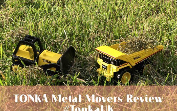 TONKA Metal Movers REVIEW #TonkaUK
