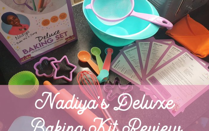 Nadiya's Deluxe Baking Kit Review